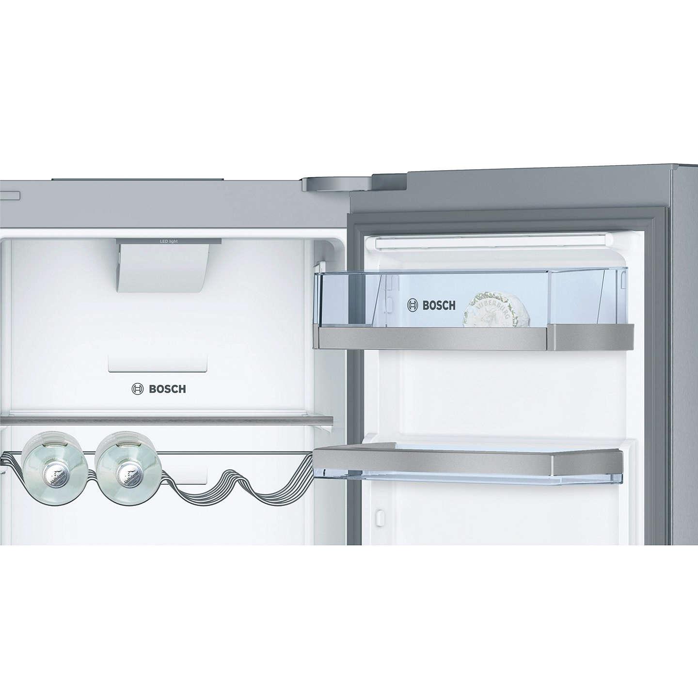 Buybosch Kad90Vi20G American Style Freestanding Fridge Freezer, A+ Energy Rating,