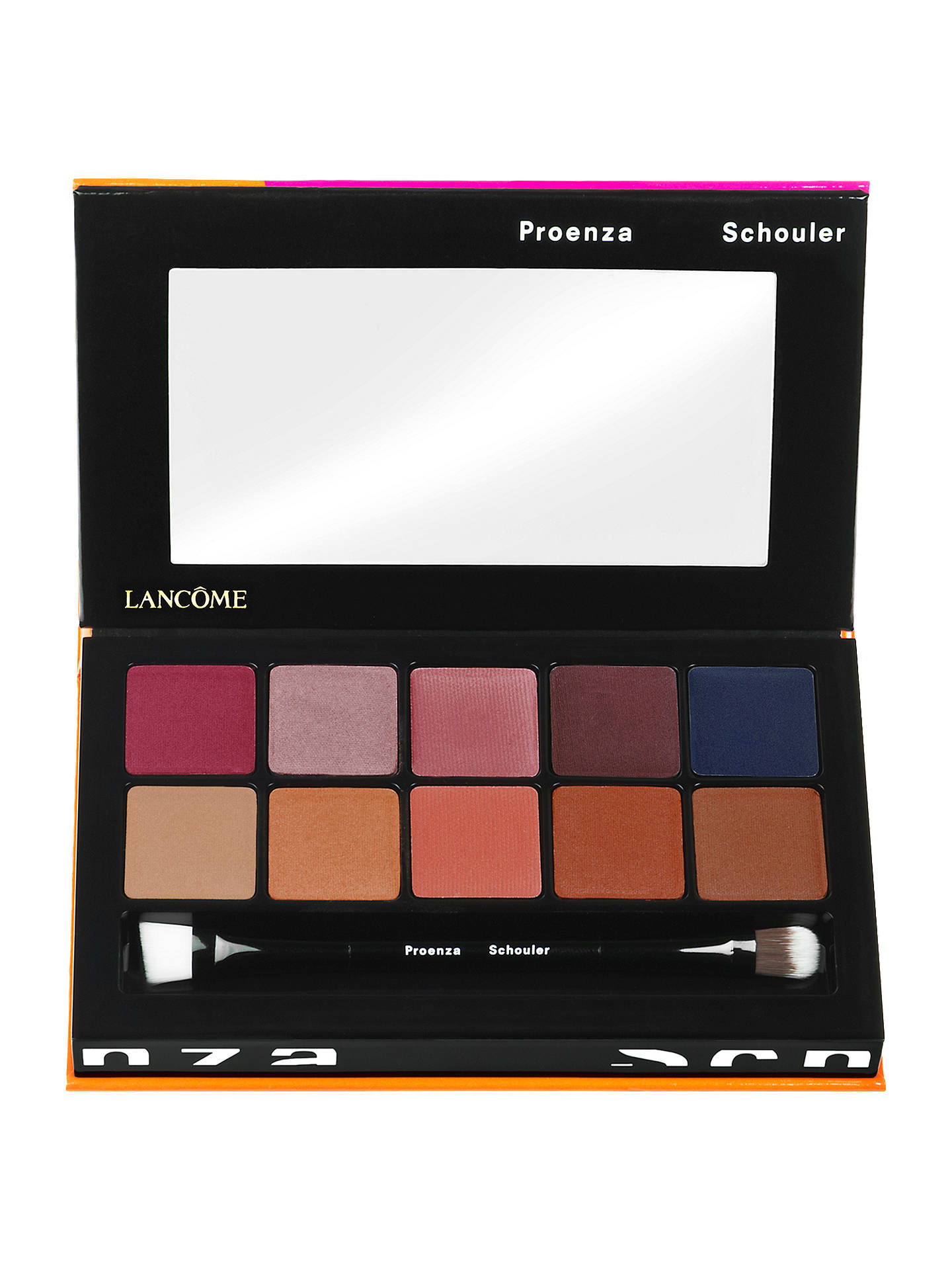 BuyLancôme x Proenza Schouler Chroma Eye Palette, 01 Warm Chroma Online at johnlewis.com