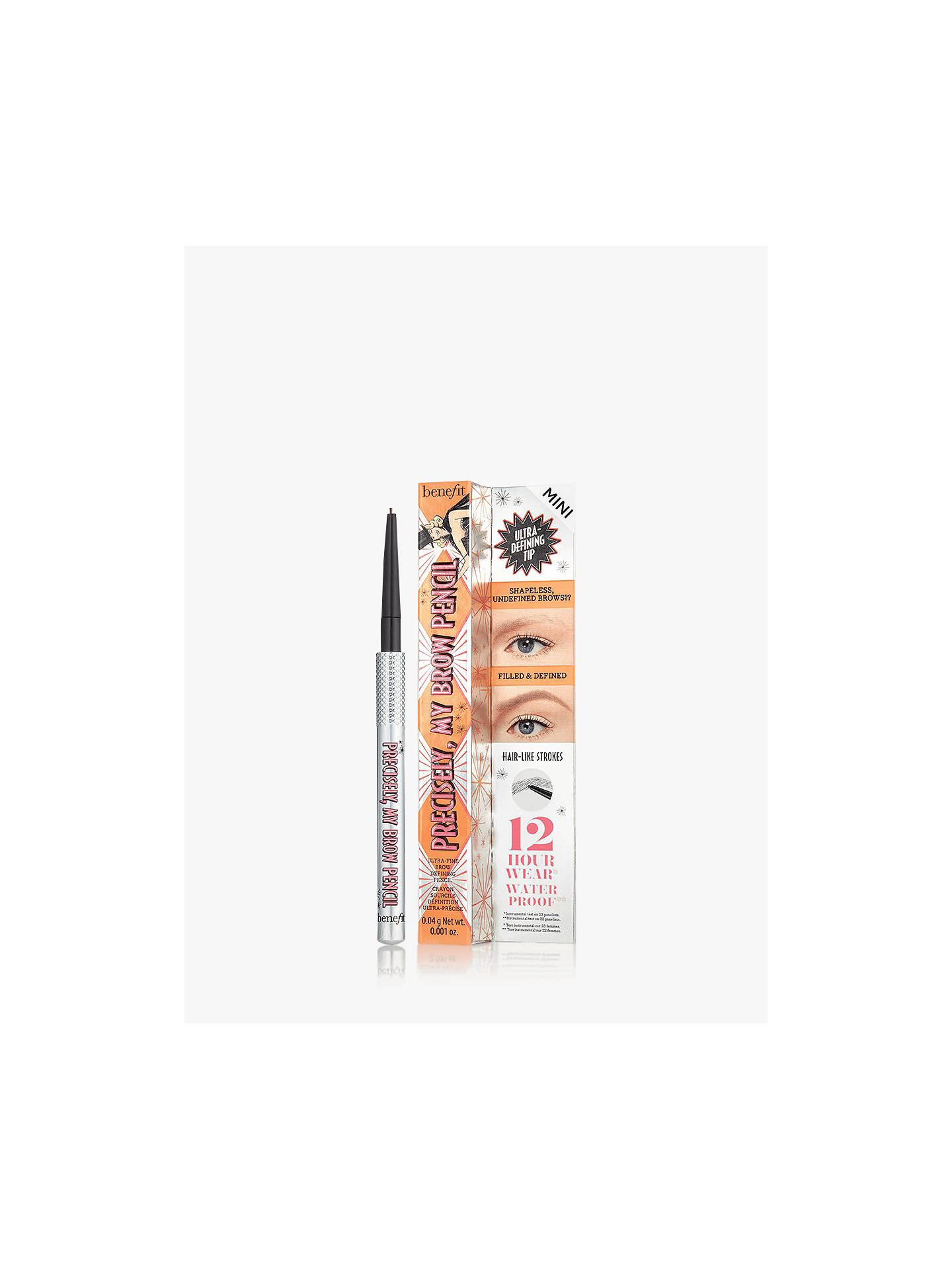 BuyBenefit Gimme Mini Precisely, My Brow Pencil, 01 Online at johnlewis.com