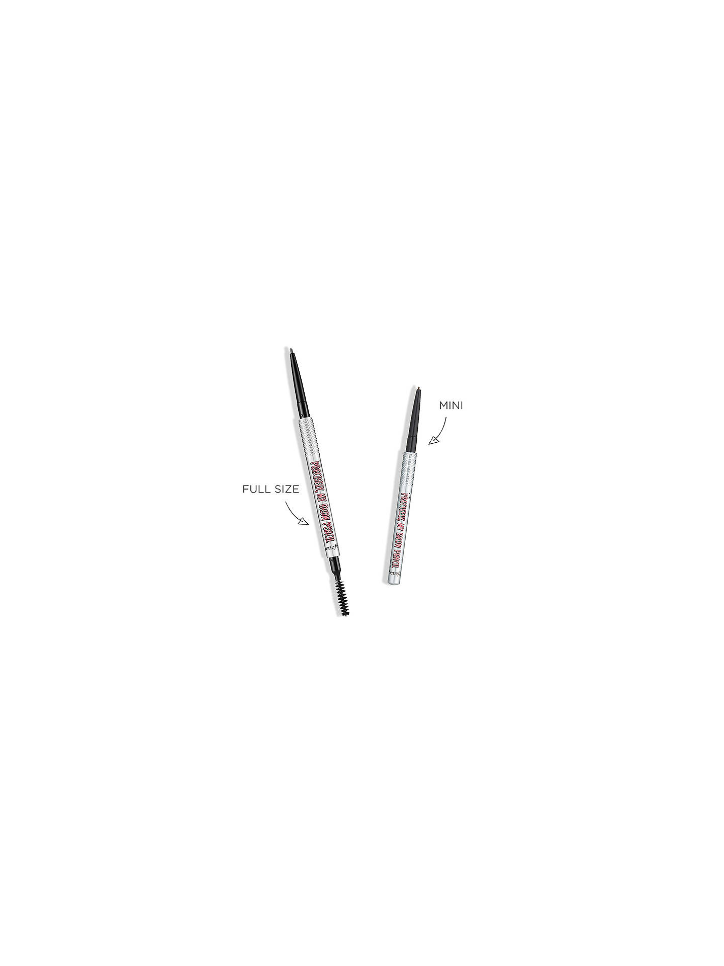 Buy Benefit Gimme Mini Precisely, My Brow Pencil, 01 Online at johnlewis.com