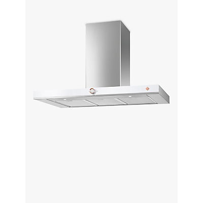 De Dietrich DHB7952W Chimney Cooker Hood, White