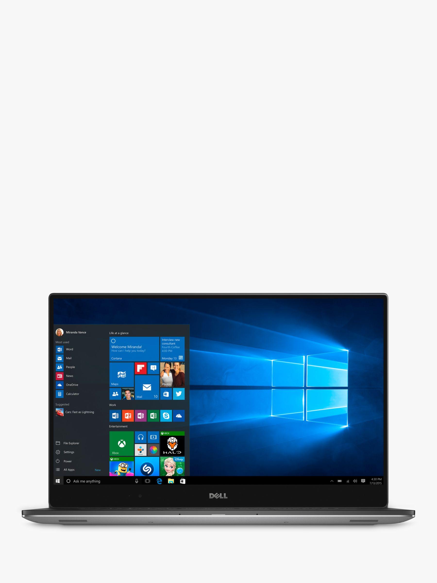 Dell XPS 15-9570 Laptop, Intel Core i9, 32GB RAM, NVIDIA GeForce GTX  1050Ti, 1TB SSD, 15 6