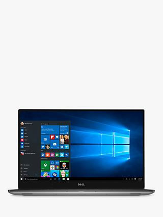 "Dell XPS 15-9570 Laptop, Intel Core i9, 32GB RAM, NVIDIA GeForce GTX 1050Ti, 1TB SSD, 15.6"" Full HD, Silver"