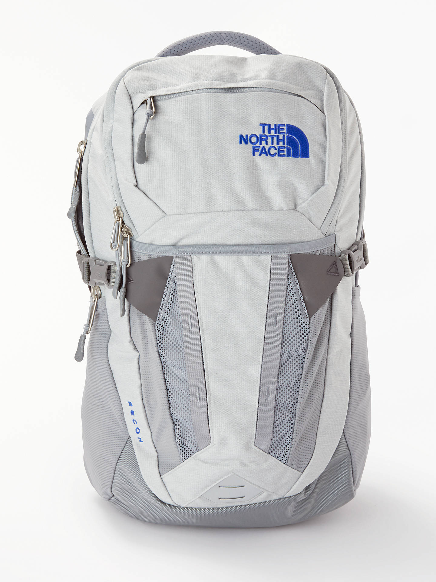 BuyThe North Face Recon Day Backpack, High Rise Grey Online at johnlewis.com