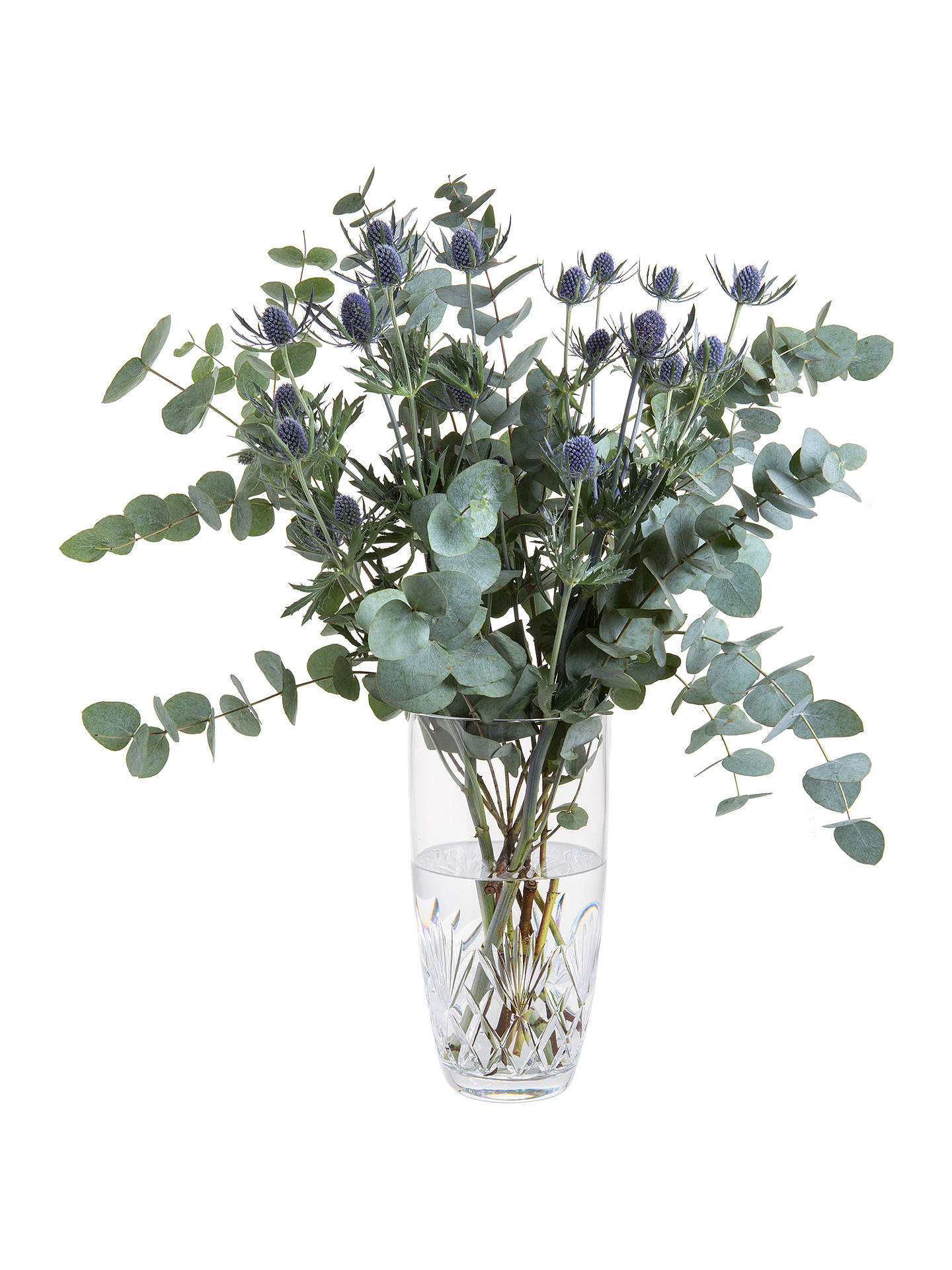 Buy Royal Brierley Braemar Vase, H28cm Online at johnlewis.com