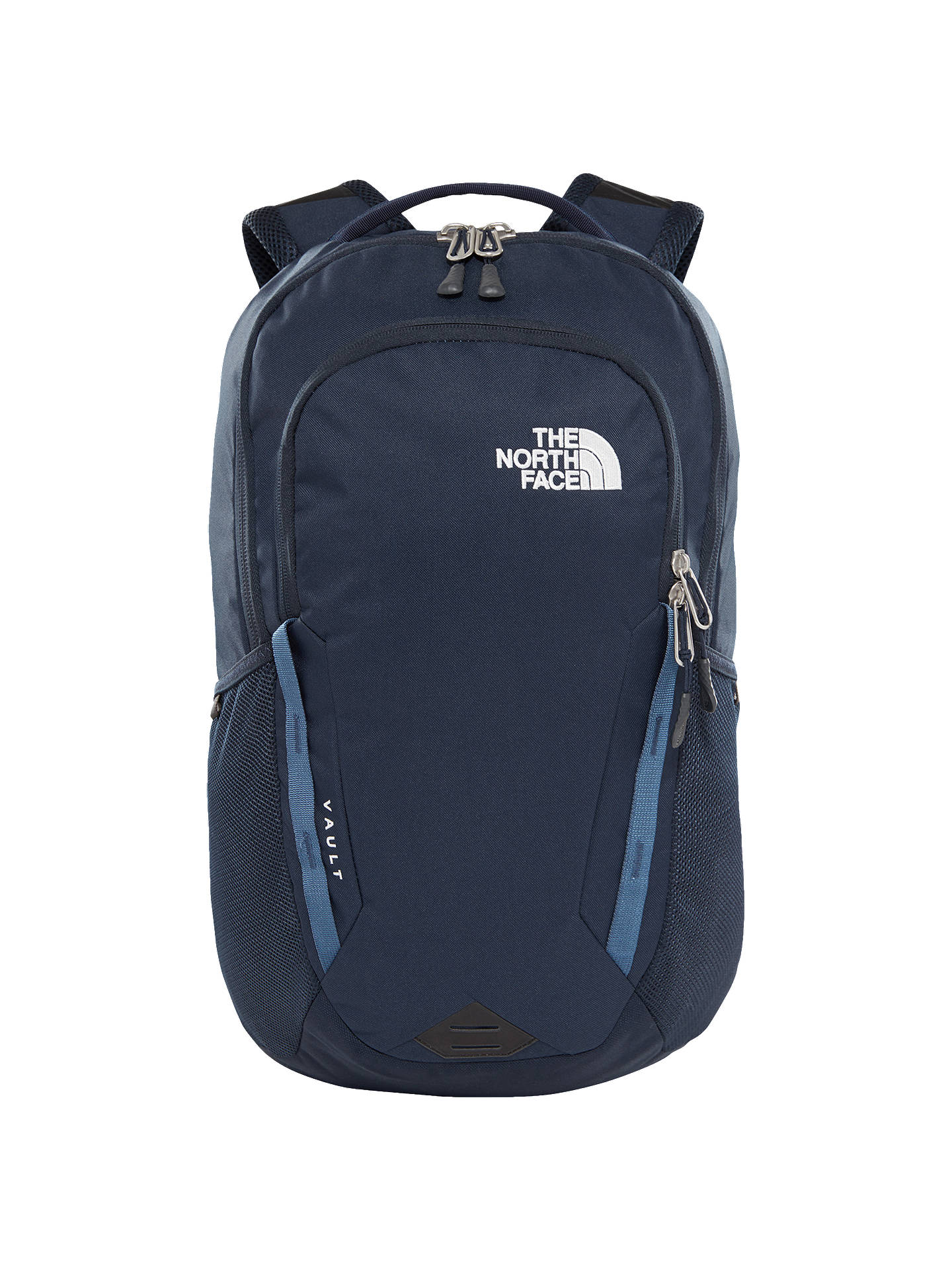 00a8e7ae0 Buy The North Face Vault Backpack, Shady Blue Online at johnlewis.com ...