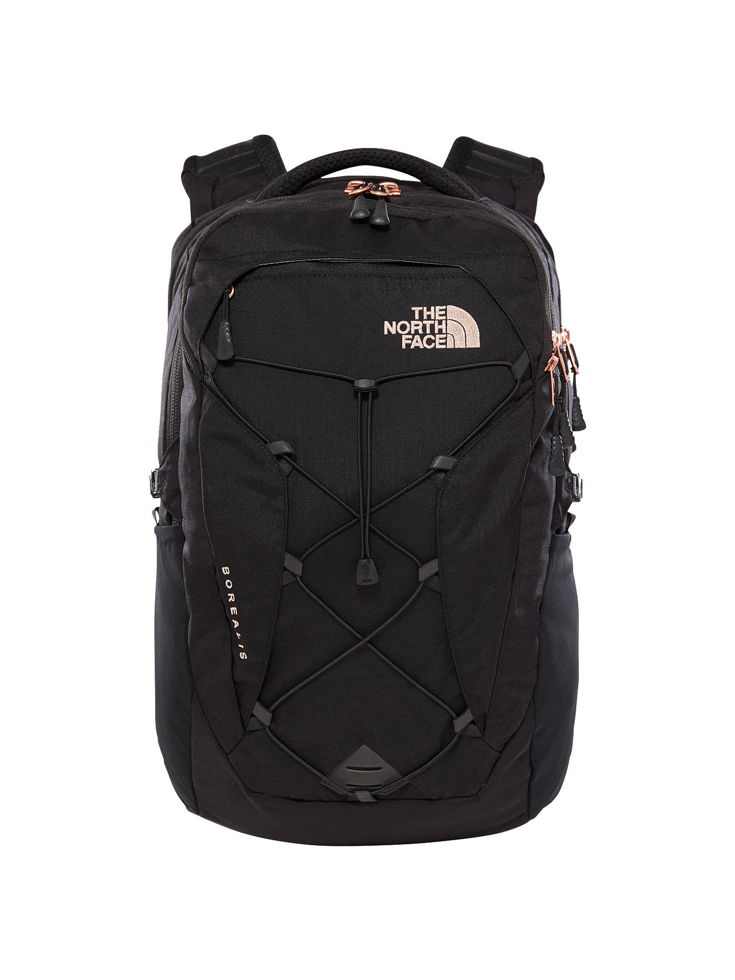 best cheap 2993e 6301f Buy The North Face Borealis Backpack, Black Online at johnlewis.com ...