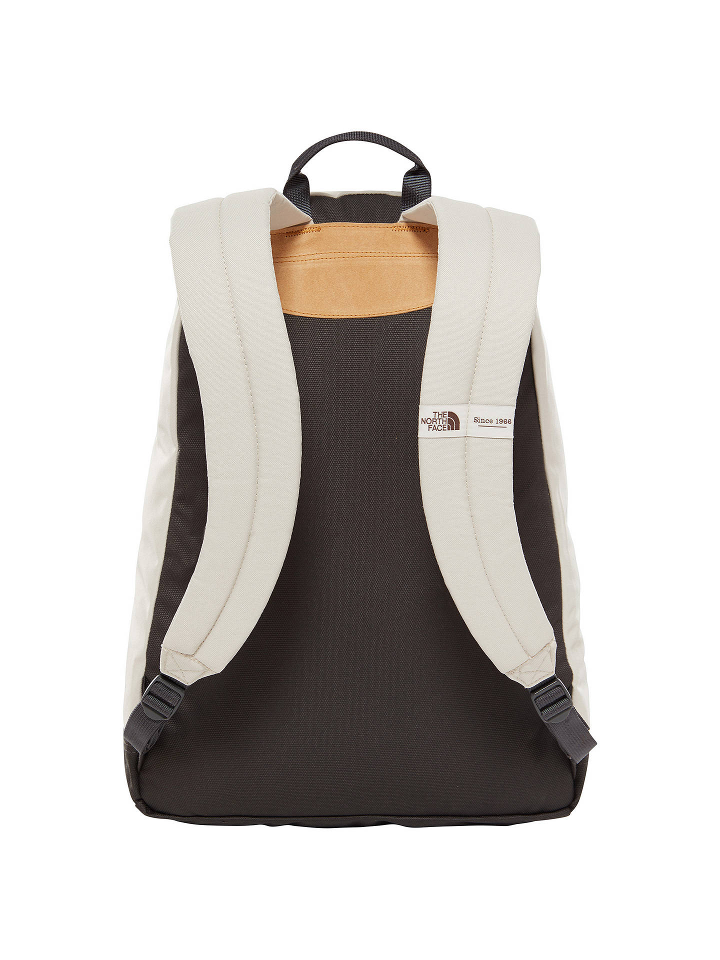 Buy The North Face Berkeley Backpack, Peyote Beige/Asphalt Grey Online at johnlewis.com