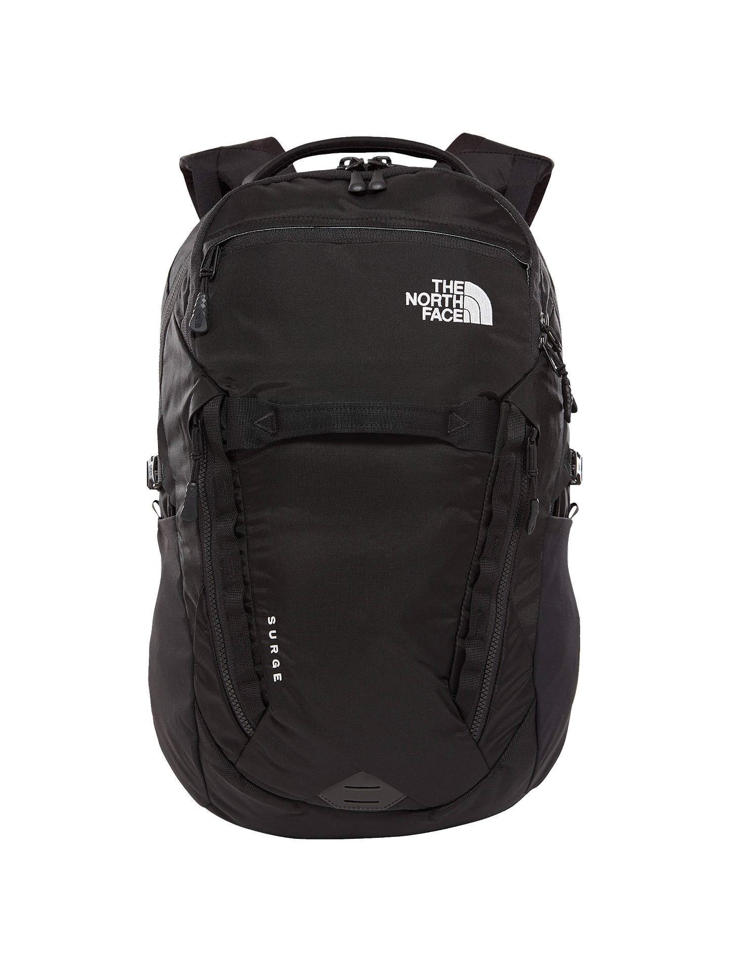 1c1538ac5 The North Face Surge Backpack, Black