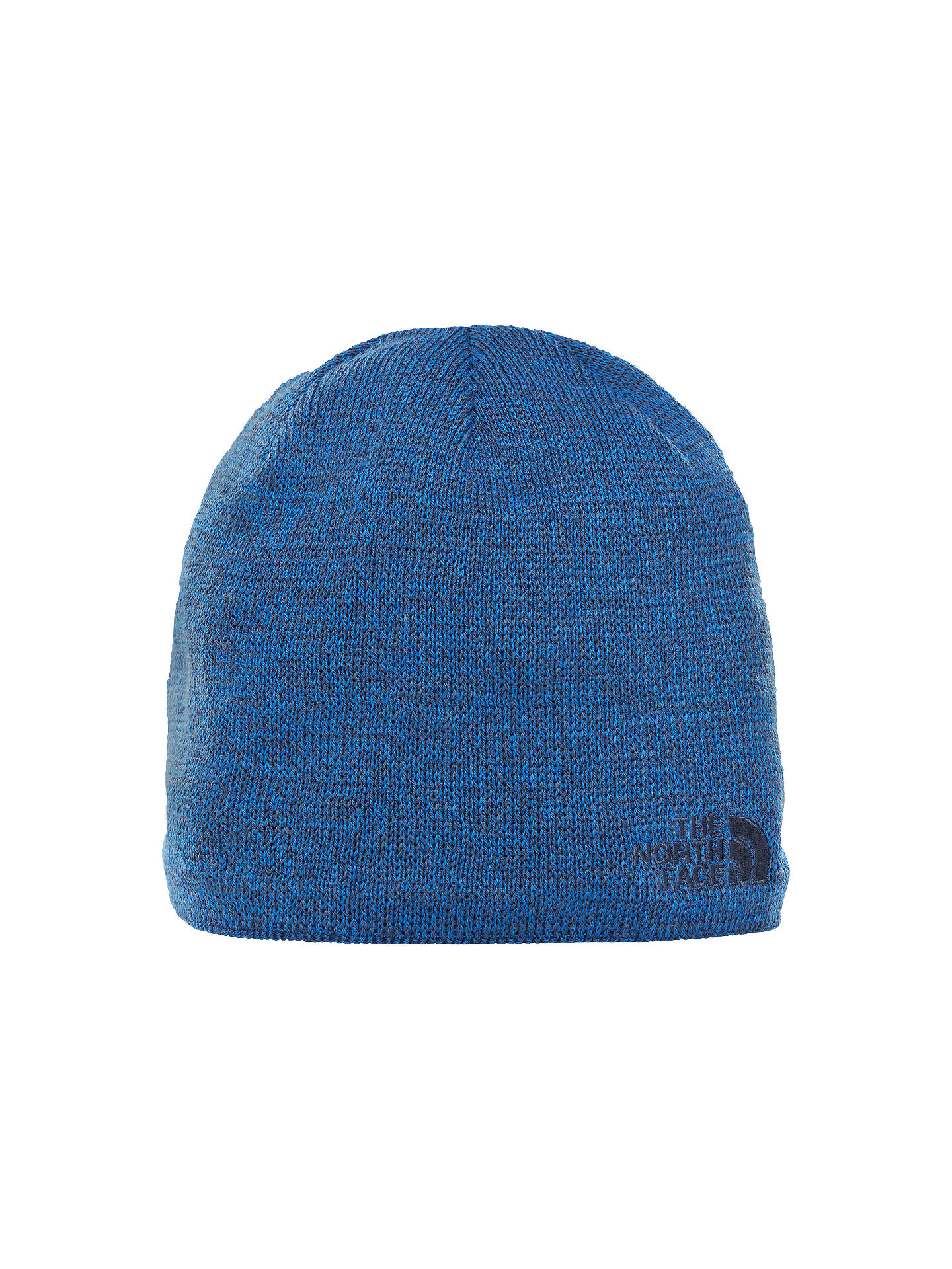 BuyThe North Face Jim Beanie, Turkish Sea Online at johnlewis.com