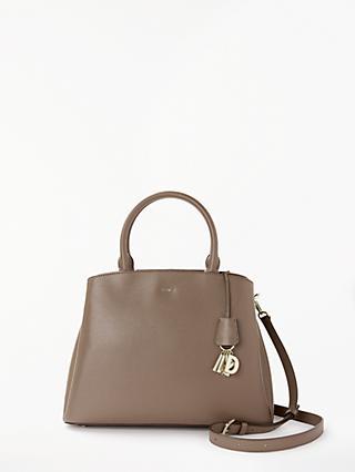 Dkny Paige Large Leather Satchel Bag
