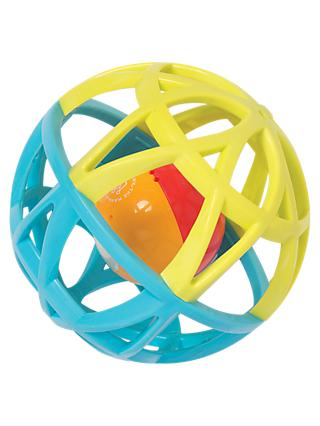 Manhattan Toy Jazzy Activity Ball
