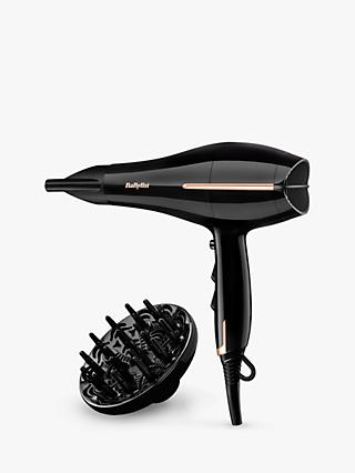 BaByliss 5552CU Salon Pro 2200 Hair Dryer, Black