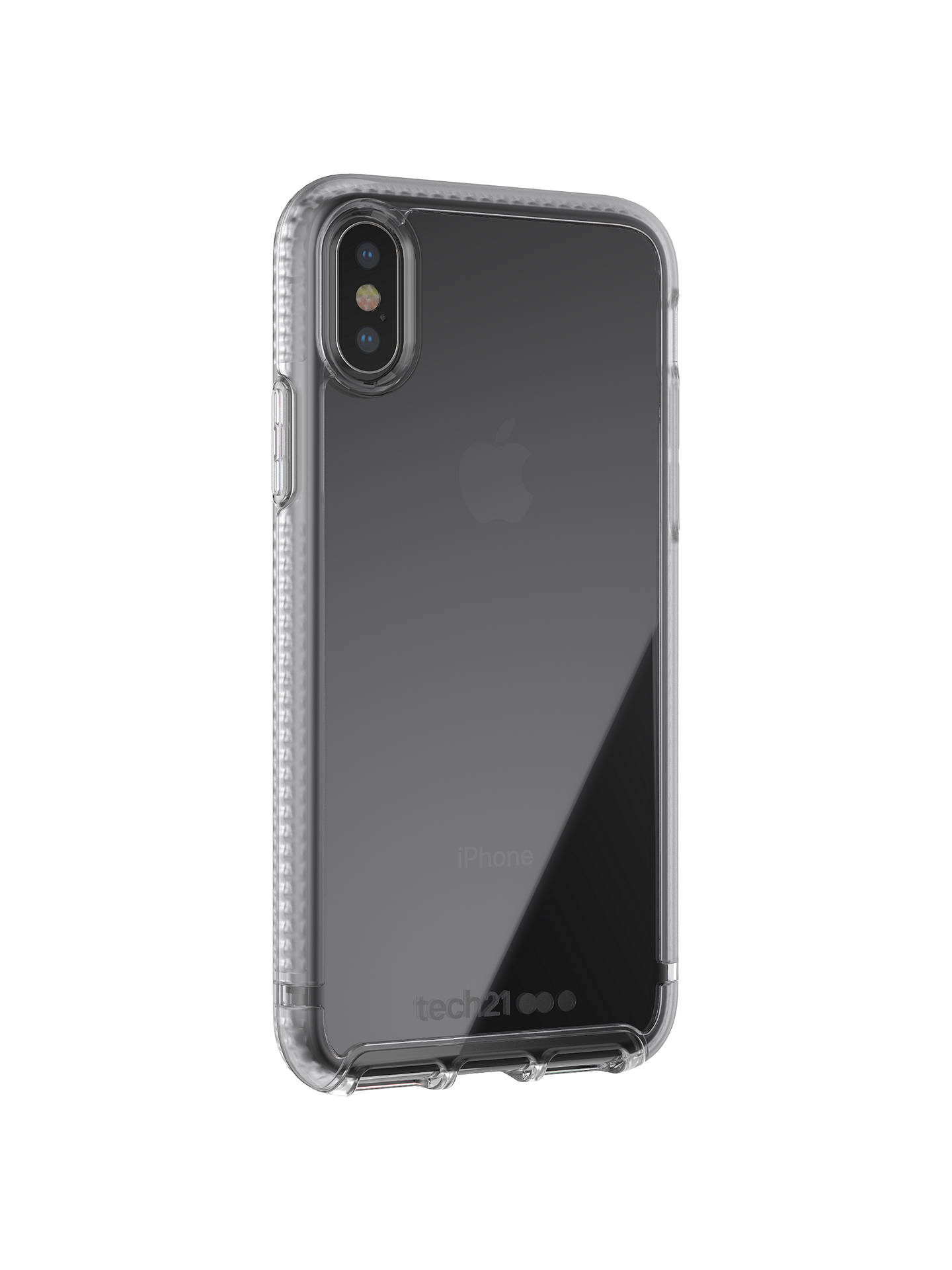 new product 9a811 eaea7 tech21 Pure Clear Case for iPhone X, Clear