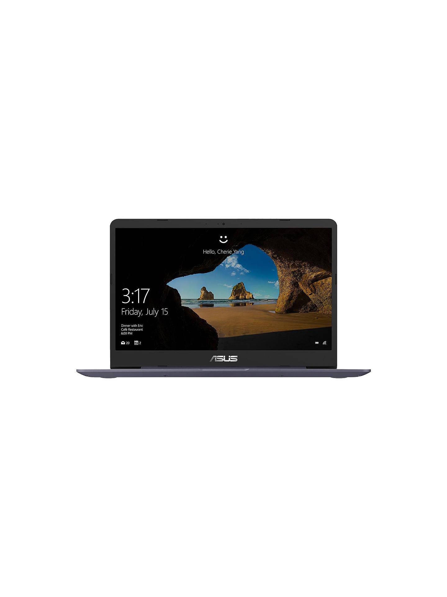 "ASUS VivoBook S14 S406UA-BM216T Laptop, Intel Core i5, 4GB RAM, 256GB SSD,  14 1"", Full HD, Grey"
