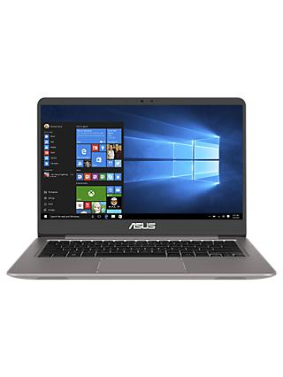 "ASUS ZenBook UX410UA Laptop, Intel Core i3, 4GB RAM, 256GB SSD, 14"", Full HD, Silver"