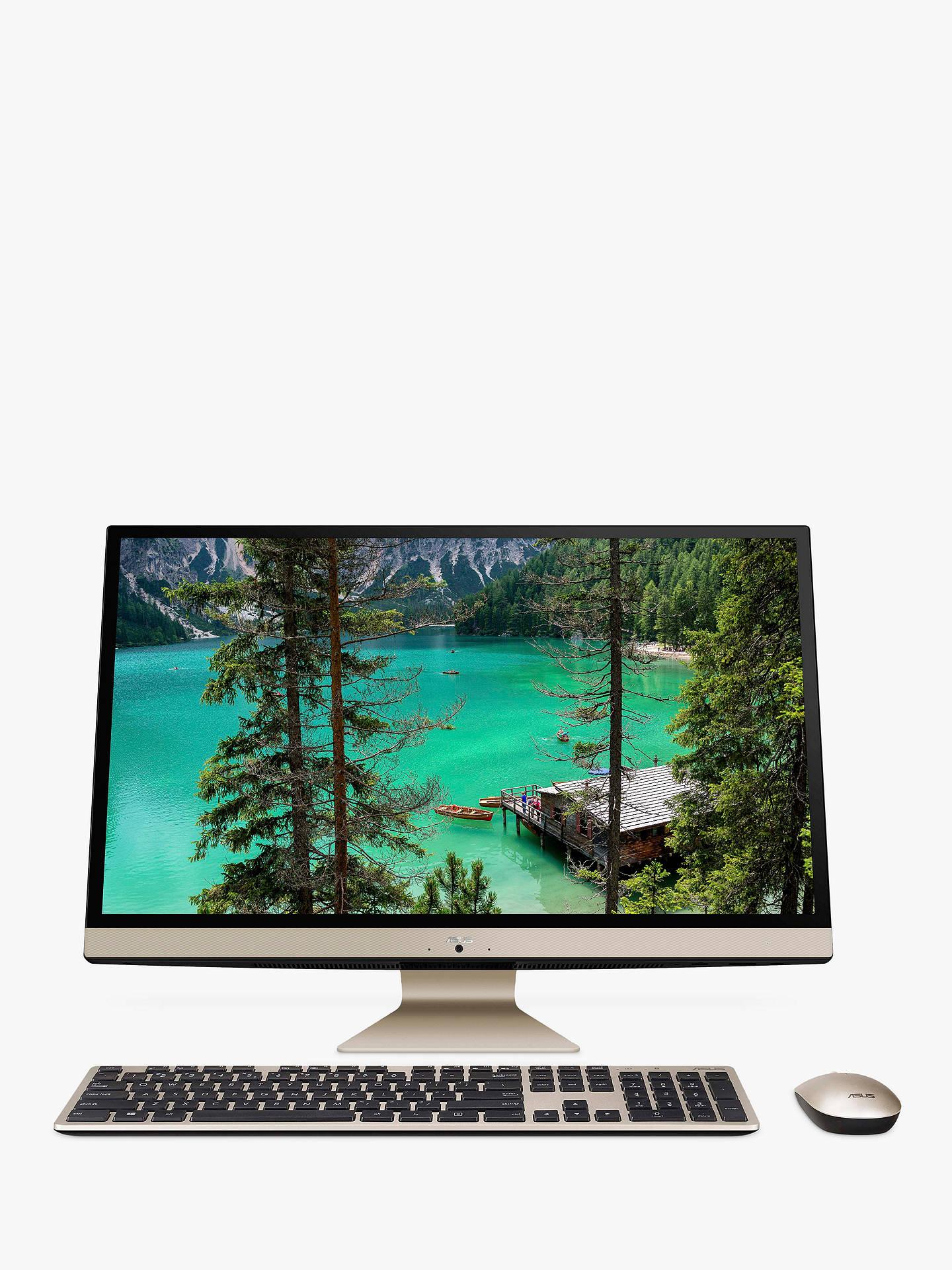 ASUS All-in-One Desktop PC Intel Core i5, 8GB RAM, 1TB HDD + 128GB ... eaa202766a4f