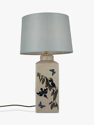 India Jane Hummingbird Tall Ceramic, John Lewis Table Lamps India Jane