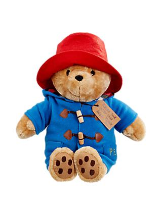 Paddington Bear Plush Soft Toy, Large