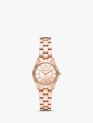0dff4f6aec1f Michael Kors Women s Runway Bracelet Strap Watch