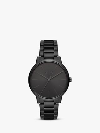 Armani Exchange Men's Bracelet Strap Watch