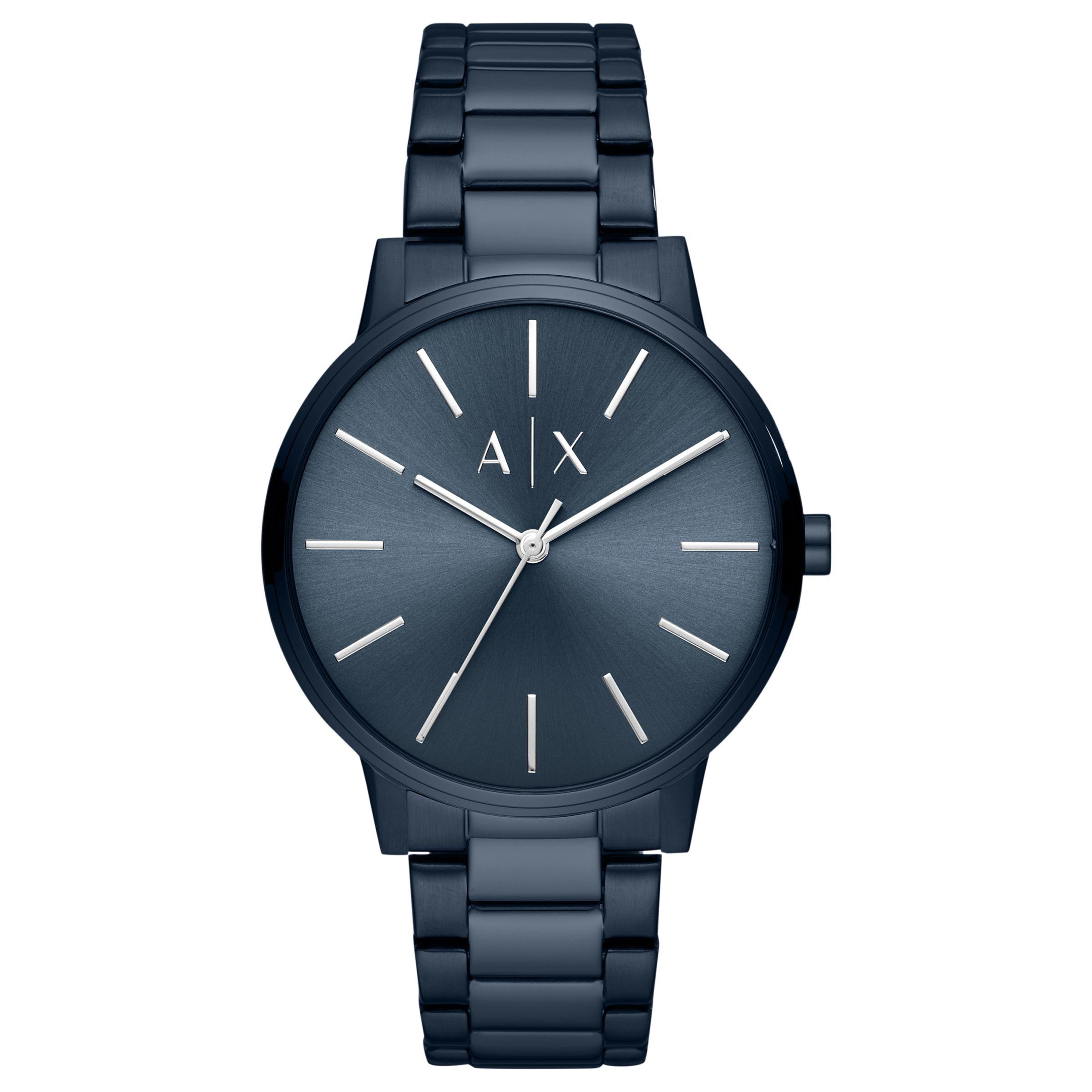 Armani Exchange Armani Exchange Men's Bracelet Strap Watch
