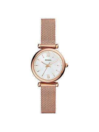 fa31c83d9 Fossil | Women's Watches | John Lewis & Partners