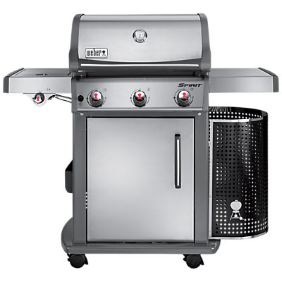 Image of Weber Spirit Premium S-320 3-Burner Gas BBQ