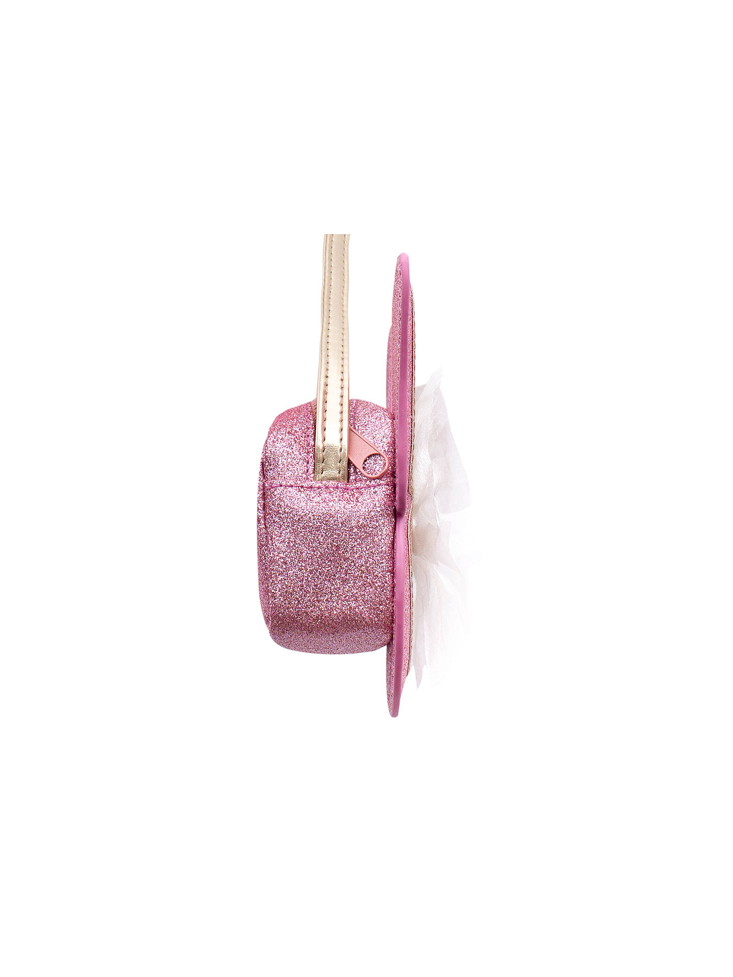 Buy Billy Loves Audrey Children's Butterfly Shoulder Bag, Pink Online at johnlewis.com