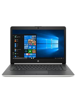 "HP 14-cm0011na Laptop, AMD Ryzen 5, 8GB RAM, 256GB SSD, 14"" Full HD, Silver"