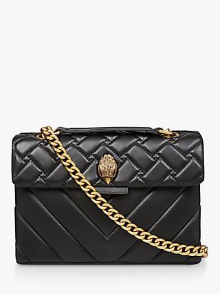 10d26d16b00e Kurt Geiger London Kensington Large Leather Shoulder Bag