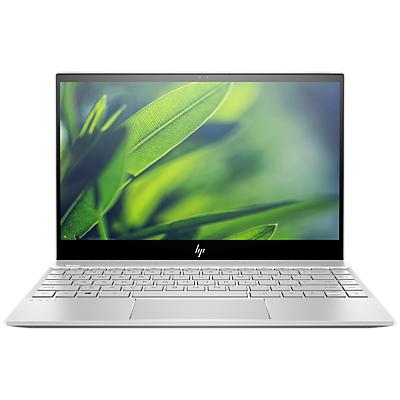 Image of HP ENVY 13-ah0003na Laptop, Intel Core i7, 16GB RAM, 512GB SSD, 13.3, Full HD, Silver