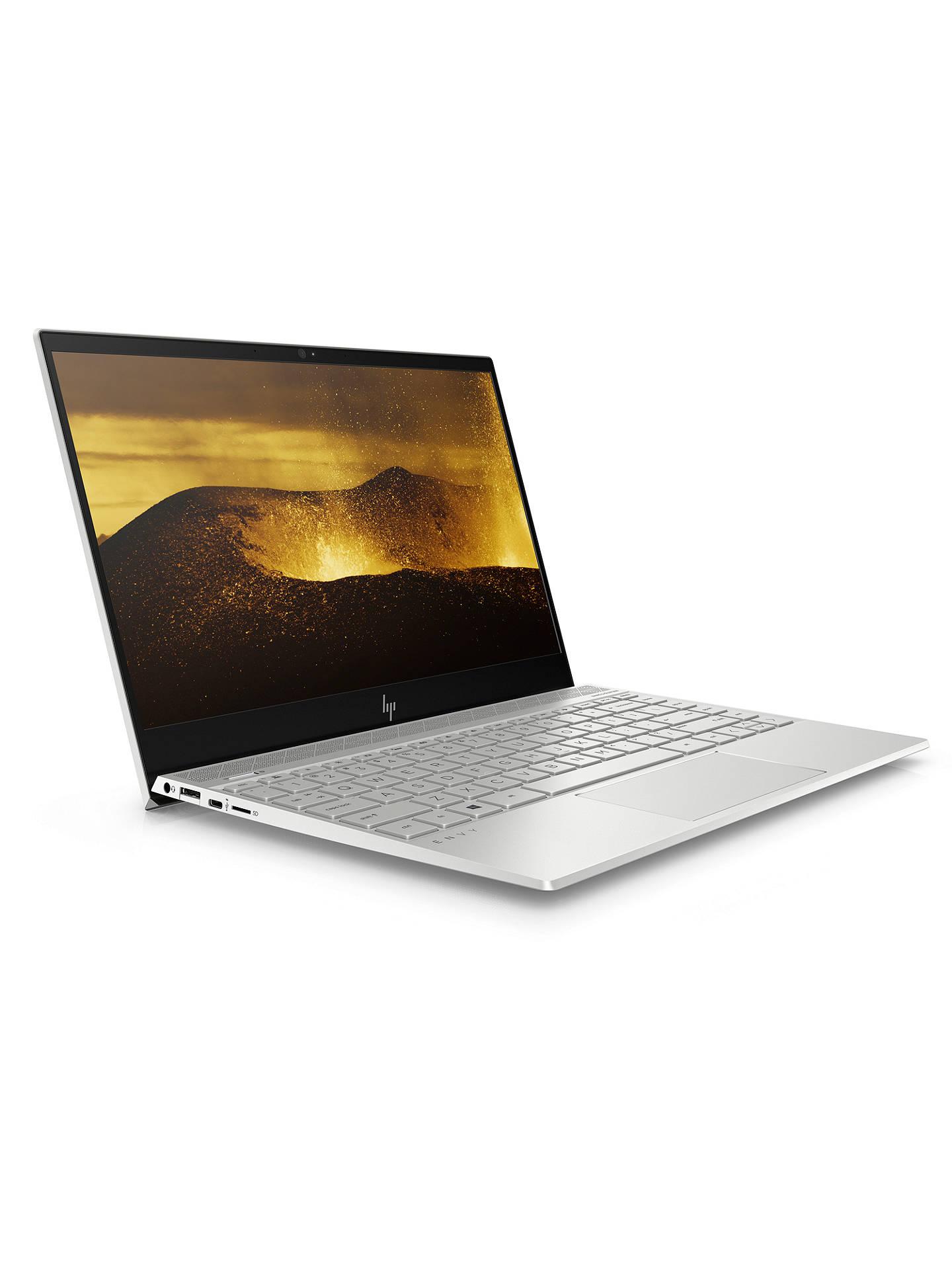 HP ENVY 13-ah0003na Laptop, Intel Core i7, 16GB RAM, 512GB SSD, 13 3