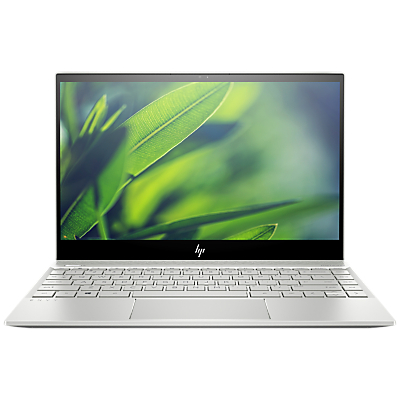 Image of HP ENVY 13-ah0001na Laptop, Intel Core i5, 8GB RAM, 256GB SSD, 13.3, Full HD, Silver
