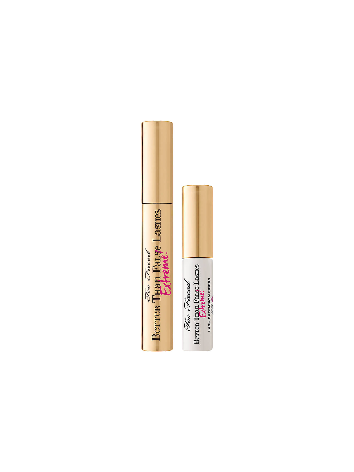 c932651c450 Buy Too Faced Better Than False Lashes Extreme Eyelash Extension Kit Online  at johnlewis.com ...