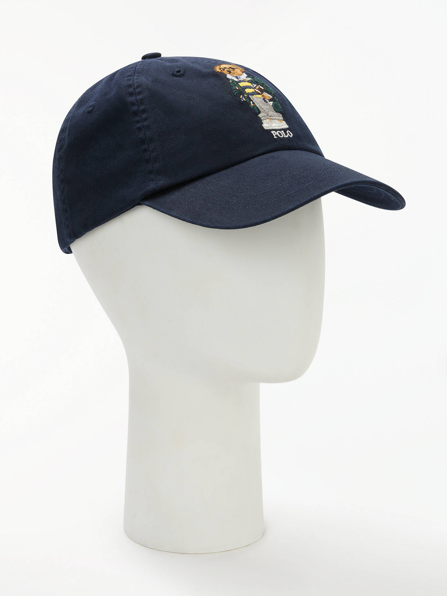8e96c9f24215e Buy Polo Ralph Lauren Bear Baseball Cap