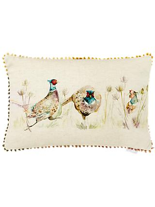 Voyage Bowmont Pheasant Cushion