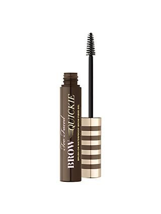 Too Faced Brow Quickie Brush-On Fibre Brow Gel