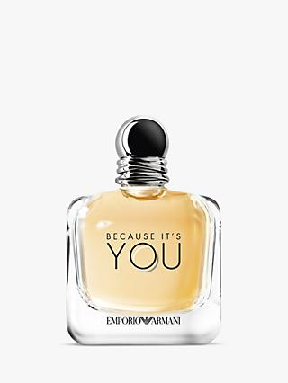 Emporio Armani Because Its You Eau de Parfum, 150ml
