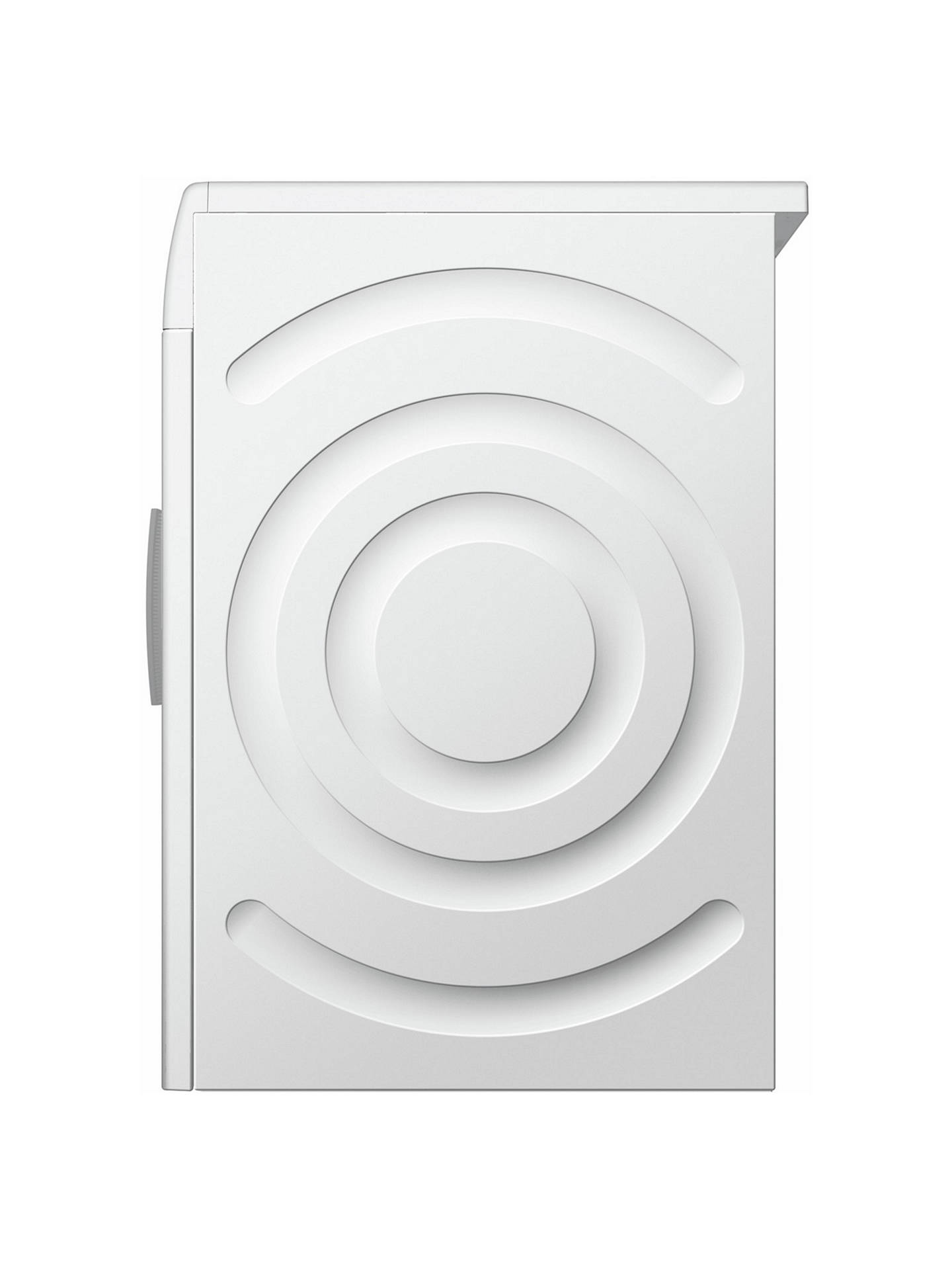 BuyBosch WAN24108GB Freestanding Washing Machine, 8kg Load, A+++ Energy Rating, 1200RPM Spin, White Online at johnlewis.com