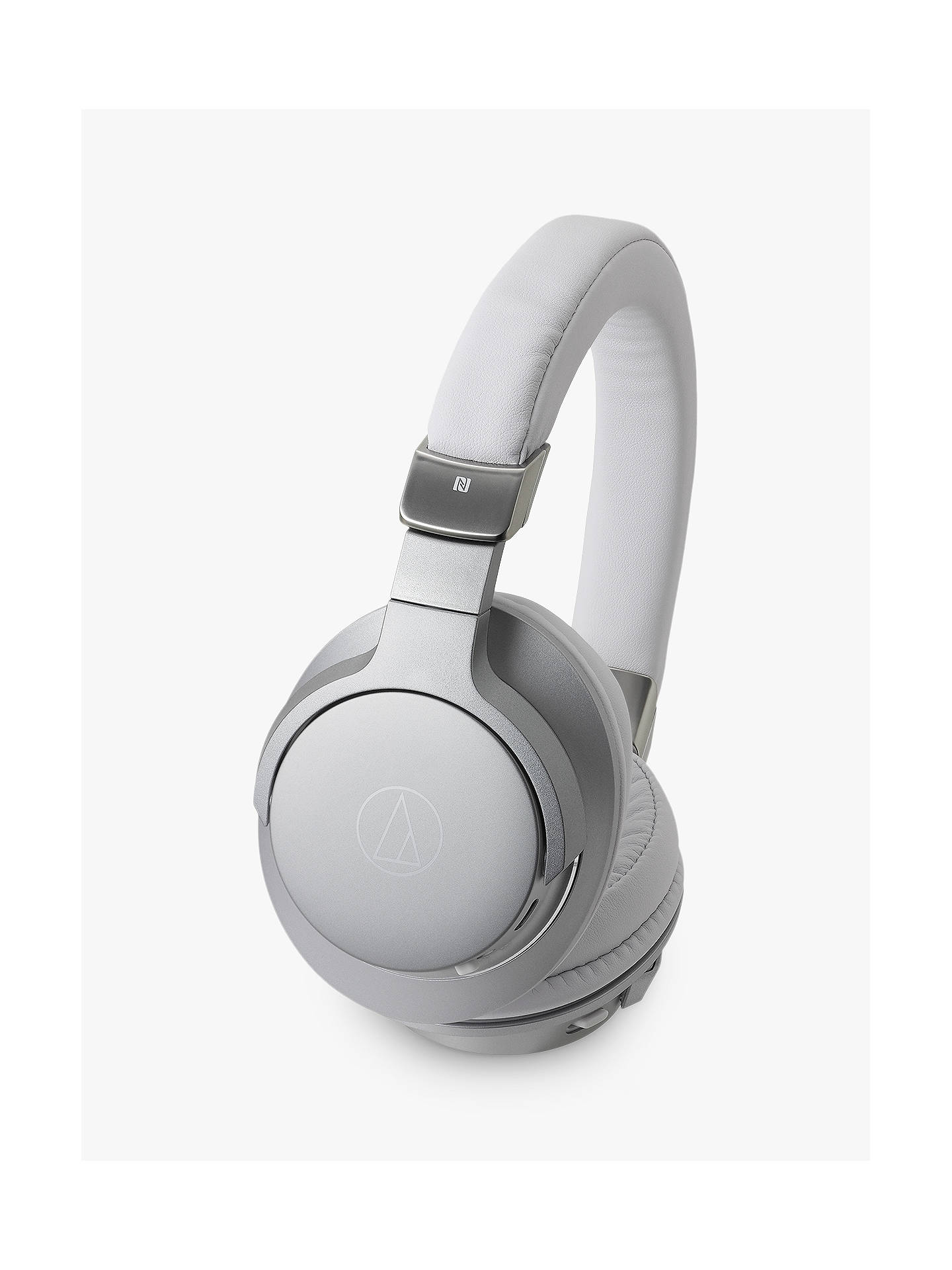 d31b5fe465cf92 Buy Audio-Technica ATH-AR5BT Wireless Bluetooth NFC Over-Ear Headphones,  White