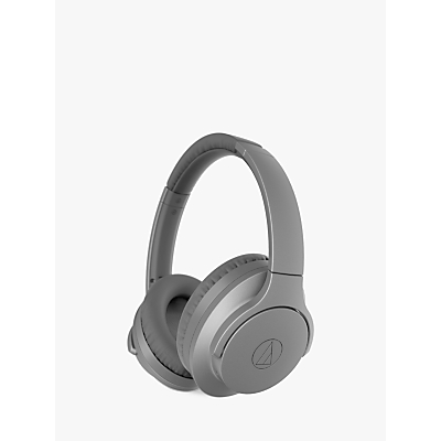 Image of Audio-Technica ATH-ANC700BT Active Noise-Cancelling Wireless Bluetooth Over-Ear Headphones