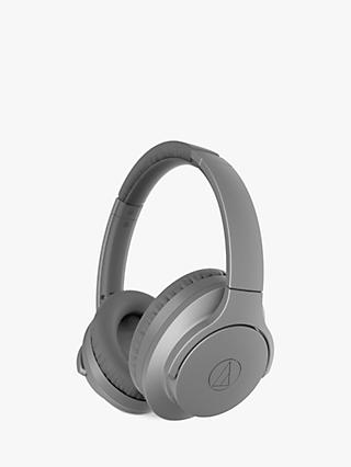 Audio-Technica ATH-ANC700BT Active Noise-Cancelling Wireless Bluetooth Over-Ear Headphones