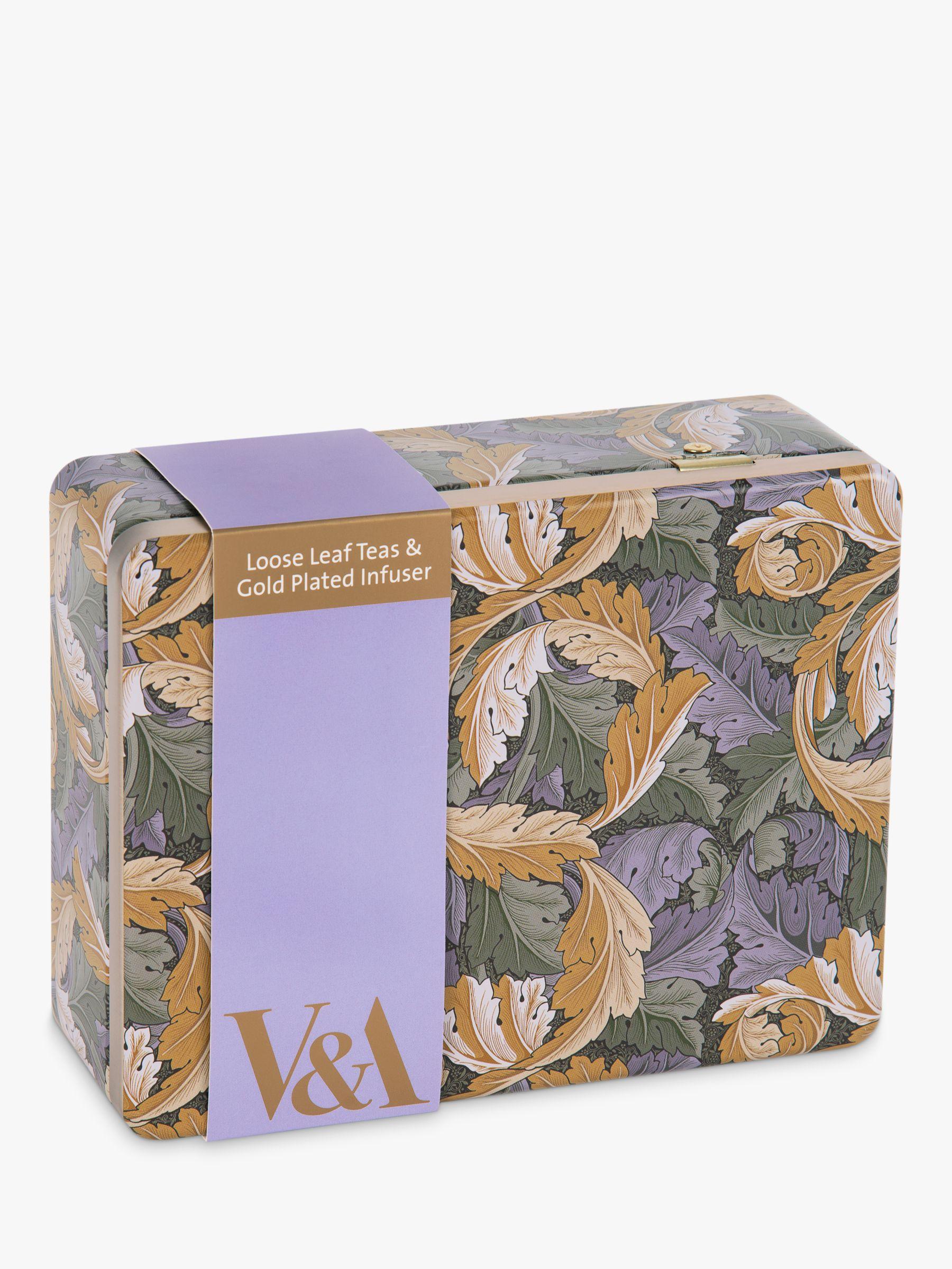 V&A V&A Tea Infuser Set, 65g