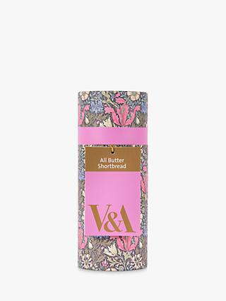 V&A Shortbread Biscuits, 100g
