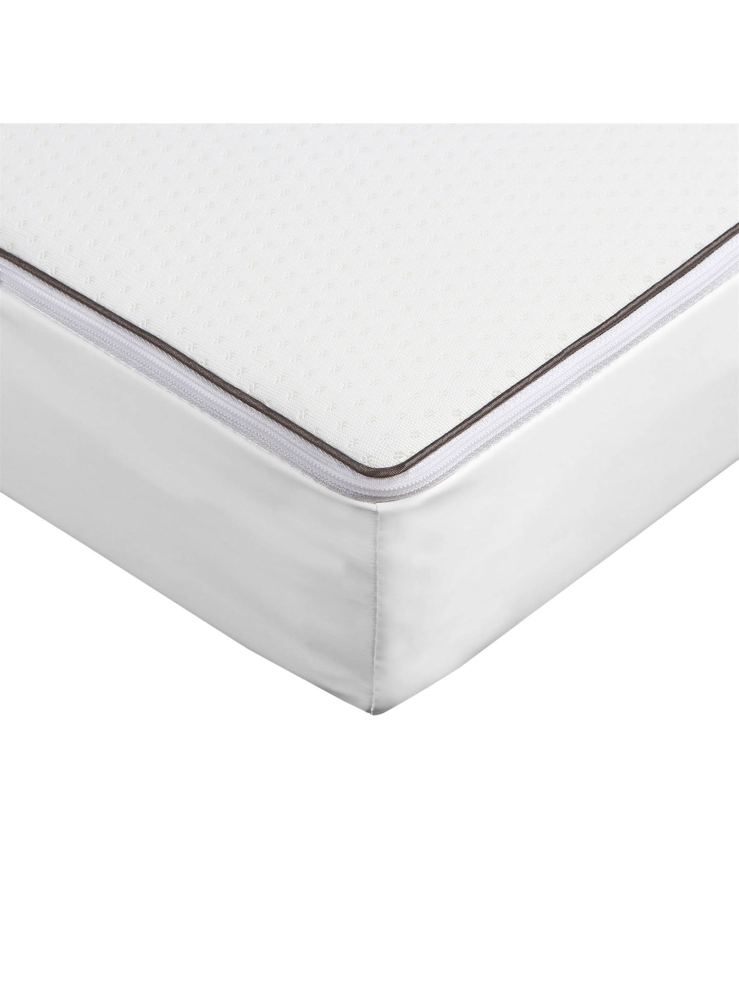 BuyJohn Lewis & Partners Pocket Spring Cotbed Mattress, 140 x 70cm Online at johnlewis.com