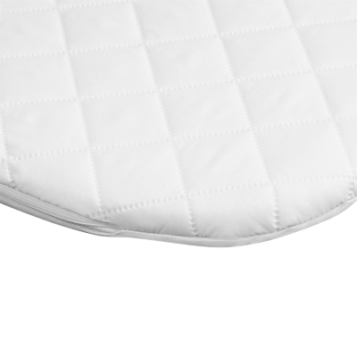 John Lewis & Partners Premium Foam Moses Mattress, 66 x 28cm