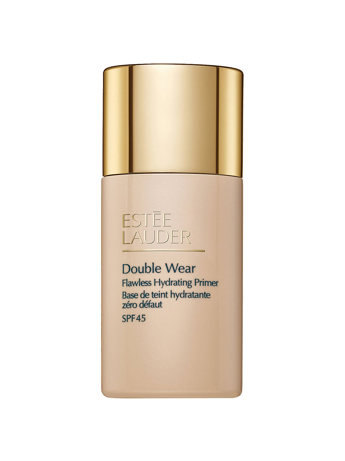 BuyEstée Lauder Double Wear Flawless Hydrating Primer SPF 45, 30ml Online at johnlewis.com