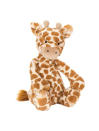 Jellycat Bashful Giraffe Soft Toy, Medium