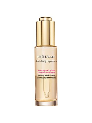 Estée Lauder Revitalizing Supreme+ Nourishing and Hydrating Dual Phase Treatment Oil, 30ml